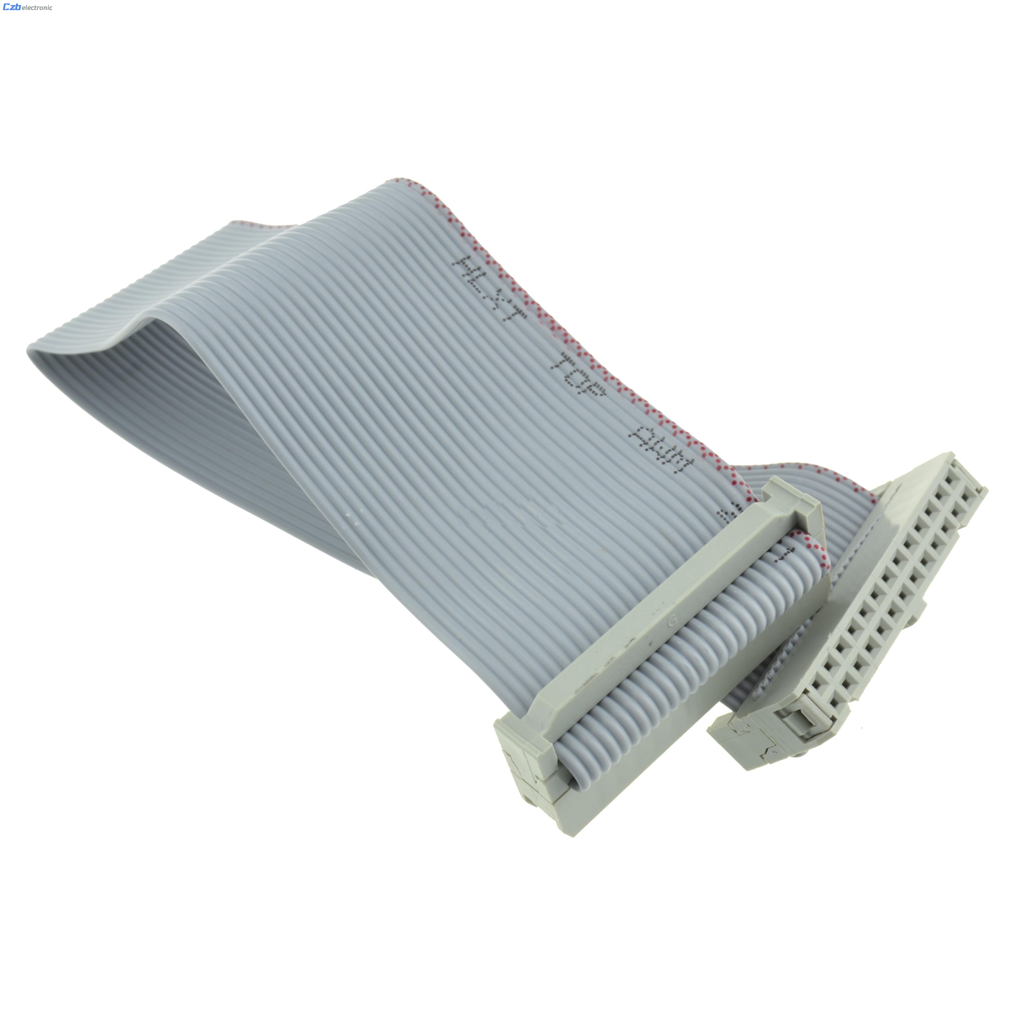 Flat Ribbon Cable Wires 26 Pin 2 54mm Picth 200mm For Raspberry Pi GPIO  Header