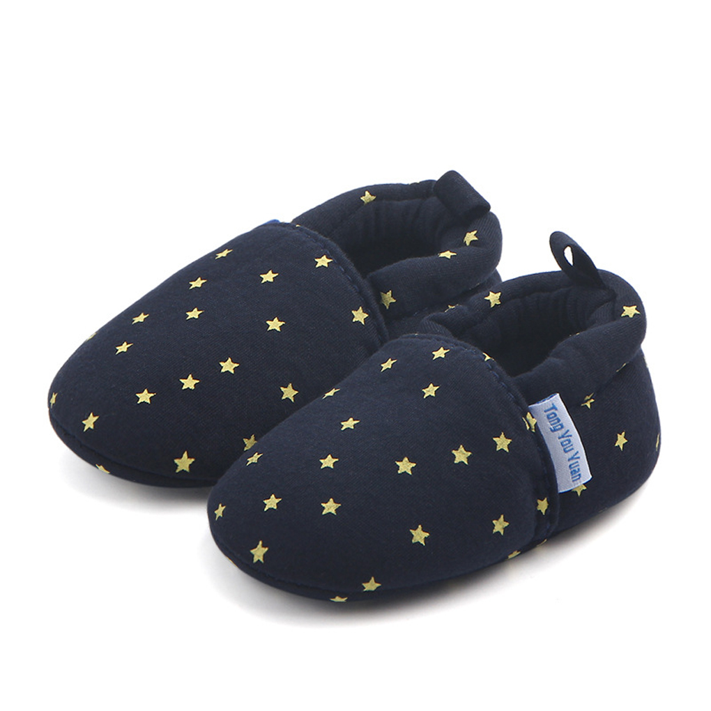 2018 New Fashion Baby Boys Girls Kids First Walkers Infant Toddler Handsome Classic Sports Soft Sole Shoes Sneakers Prewalker