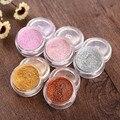 New Professional Glitter Loose Powder Single Eyeshadow Super Bright Eye Shadow Cosmetics 5 Colors Women Beauty