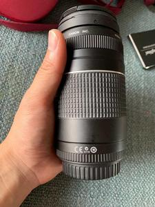Image 3 - USED Canon EF 75 300mm f/4 5.6 III Telephoto Zoom Lens for Canon SLR Cameras