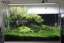 Support en acier inoxydable pour lampe de poisson  support déclairage pour réservoir de poissons, livraison gratuite