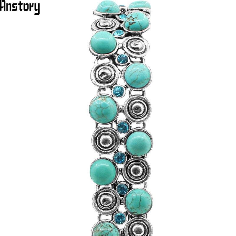 Natural Blue Stone Belt...