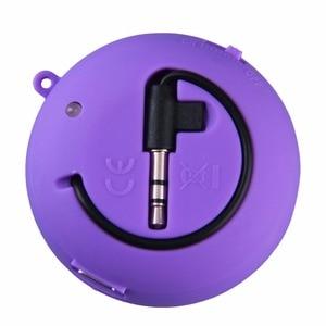 Image 4 - Kebidu Mini Hamburger Type Portable Speaker Music player Stereo Plug in Audio Colourful Cute Design for Girl Child