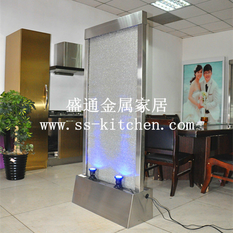 High Quality Stainless Steel Water Curtain/water Fountain /falls/water Features/floor Water Fountain