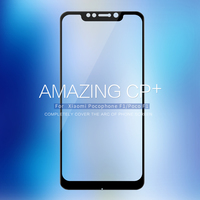 Screen Protector For Xiaomi Pocophone F1 Tempered Glass Nillkin CP+ Pro Anti Explosion Complete Coveing Glass Film For POCO F1 Phone Screen Protectors Cellphones & Telecommunications -