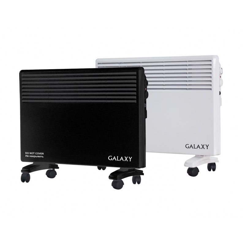 Convection heater Galaxy GL 8227 black цены
