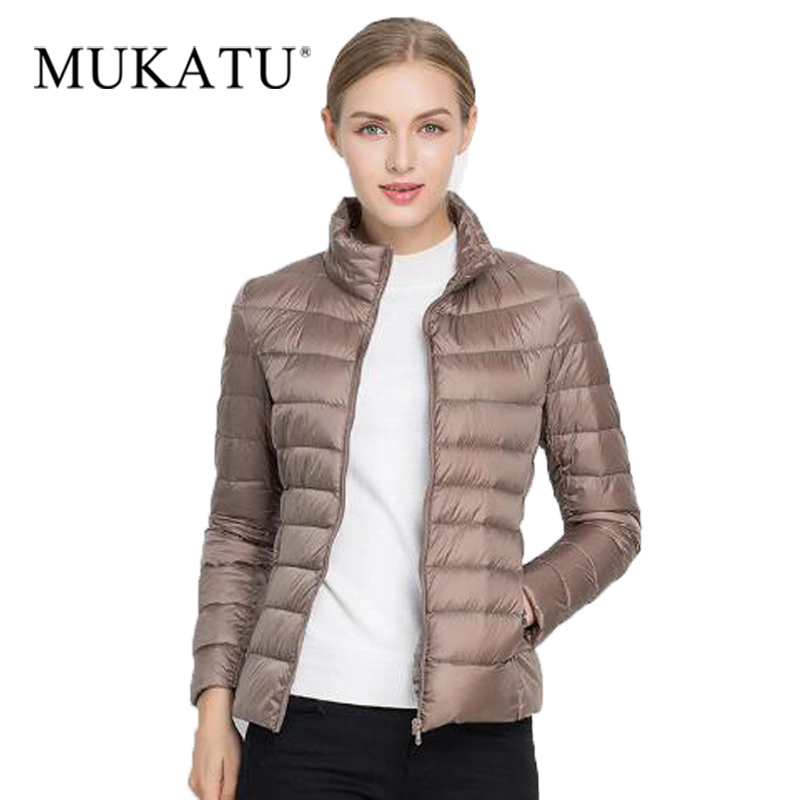 Ultra Light White Duck   Down   Jacket Women Sexy Winter   Down     Coat   Plus Size Packable Jacket Brand Women   Down   Parkas S-3XL
