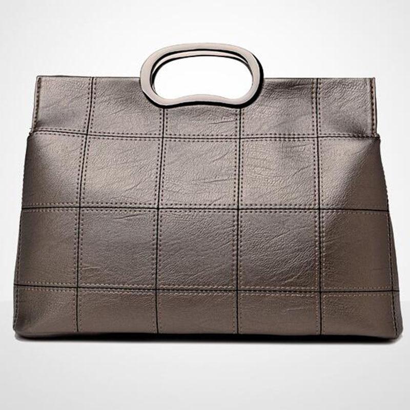 ФОТО Famous brand handbags women shoulder bag designer Plaid chain leather bag small crossbody bags for women Messenger Bags