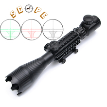 Wholesale prices Optics Riflescope C 4-16X50EG LLL Night Vision Scopes For Airsoft Gun Outdoor Hunting Telescope Sight Reflex Sight Gunsight