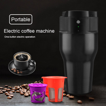 Hot Fashion Electric Coffee Machine Maker USB Portable 550ml For Home Outdoor Travel Cafe US Plug HY99 OC18 1