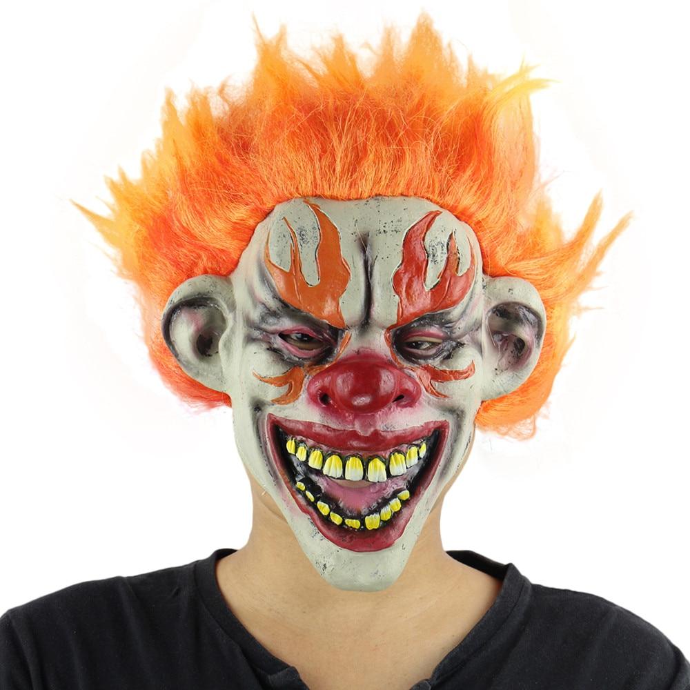 Popular Halloween Clown Mask-Buy Cheap Halloween Clown Mask lots ...