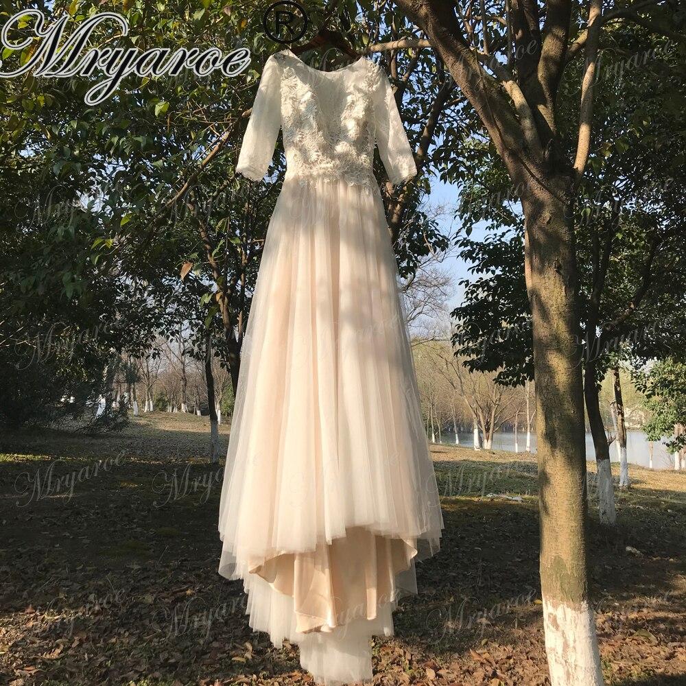 Aliexpress.com : Buy Mryarce Elegant Boho Chic Wedding