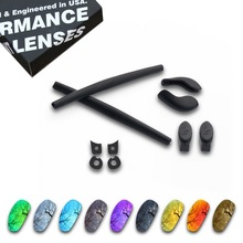 ToughAsNails Polarized Replacement Lenses & Black Ear Socks for Oakley Juliet Sunglasses   Multiple Options