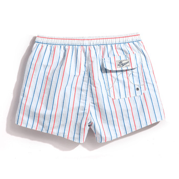 New Style S18 Men Stripe Shorts Summer Shorts Men Hot Fashion Beach Shorts Men Board Shorts Plus Szie S-XXXL 2