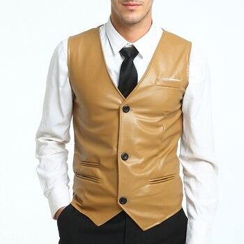 New Europe Design Men Blazer Vest Slim Fit Suits