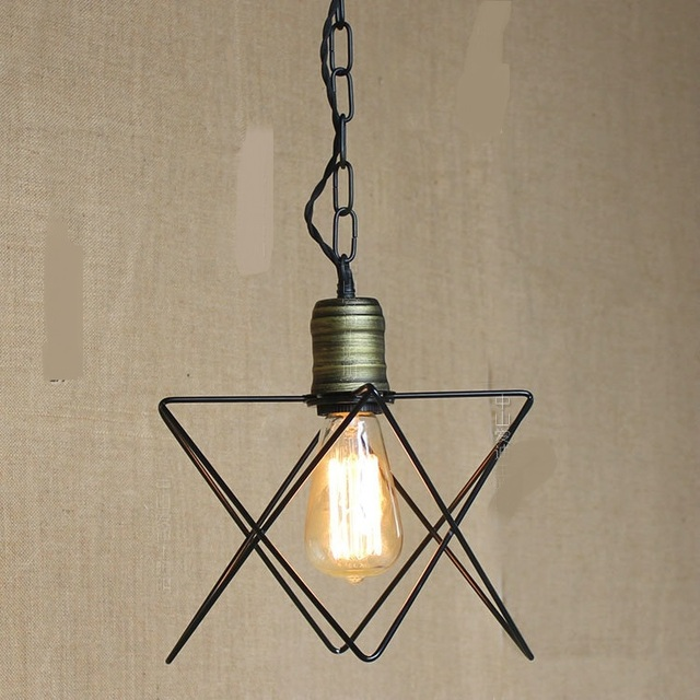 outlet store 1bed2 2c61e US $68.0 |French country Pendant Lights living room modern simple garden  restaurant place exhibition hall shopping mall study room LU71244-in  Pendant ...