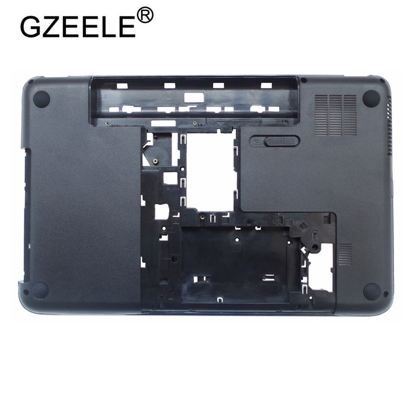 "Image 1 - GZEELE Laptop Bottom Base Case Cover For HP Pavilion G6 G6 2146tx 2147 g6 2025tx 2328tx 2001tx 15.6"" 684164 001 lower g6 2394sr-in Laptop Bags & Cases from Computer & Office"