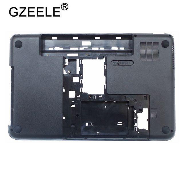 """GZEELE Laptop Bottom Base Case Cover For HP Pavilion G6 G6 2146tx 2147 g6 2025tx 2328tx 2001tx 15.6"""" 684164 001 lower g6 2394sr"""