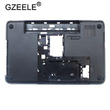 "GZEELE Laptop Bottom Basis Fall Abdeckung Für HP Pavilion G6 G6 2146tx 2147 g6 2025tx 2328t x 2001t x 15.6 ""684164 001 niedrigeren g6 2394sr"