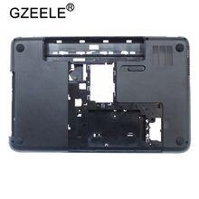 """GZEELE Laptop dolna podstawa skrzynki pokrywa dla HP Pavilion G6 G6 2146tx 2147 g6 2025tx 2328t x 2001t x 15.6 """"684164 001 dolna g6 2394sr"""