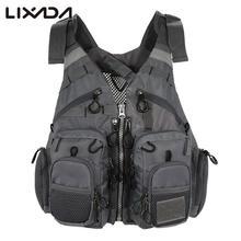 Lixada открытый спасательный жилет для рыбалки куртка безопасности Плавание парусный жилет плавающий превосходный 209lb подшипник жизни