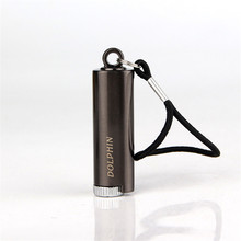 Outdoor Flint Fire Starter Permanent Match Striker Portable Bottle Shaped Survival Tool Lighter Kit for Survive Keychains NO OIL