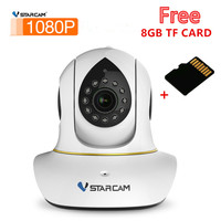 Vstarcam C38S 1080P Full HD Wireless IP Camera wifi Camera Night Vision 2 MegaPixel Security Internet Surveillance Camera baby c