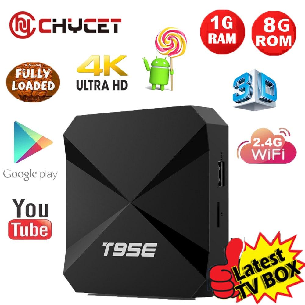 Android TV BOX T95 MAX Built In 2 4G 5G WiFi Amlogic S905 KODI 16 0