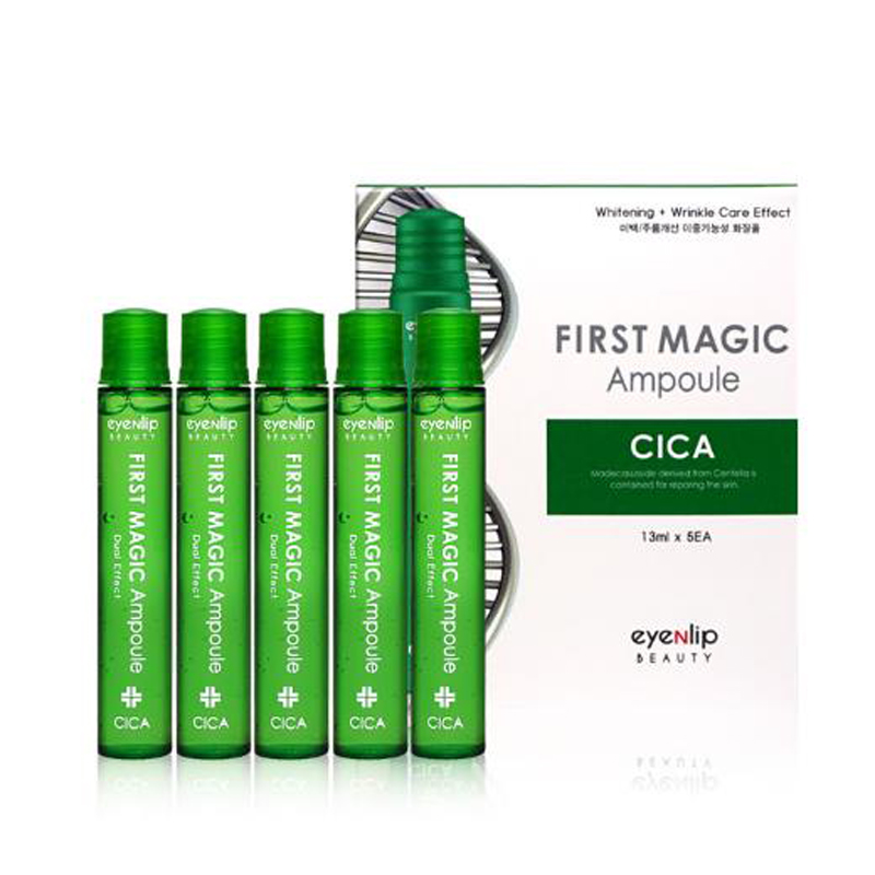 US $15 71 21% OFF Korea Cosmetic EYENLIP First Magic Ampoule 5pcs Face Skin  Care Vitamin Serum Snail Collagen Cream Peptide Essence Anti Wrinkle-in