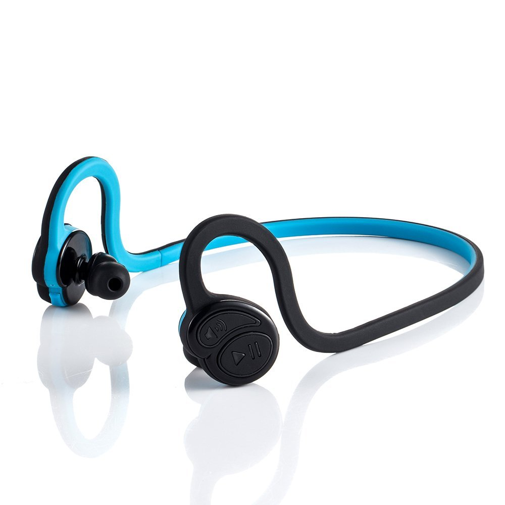 BH1564 Wireless Bluetooth Waterproof headphone Sports Headset  Earphone Noise Reduction Running Headphone with Mic for sumsung bh 23 wireless headphone