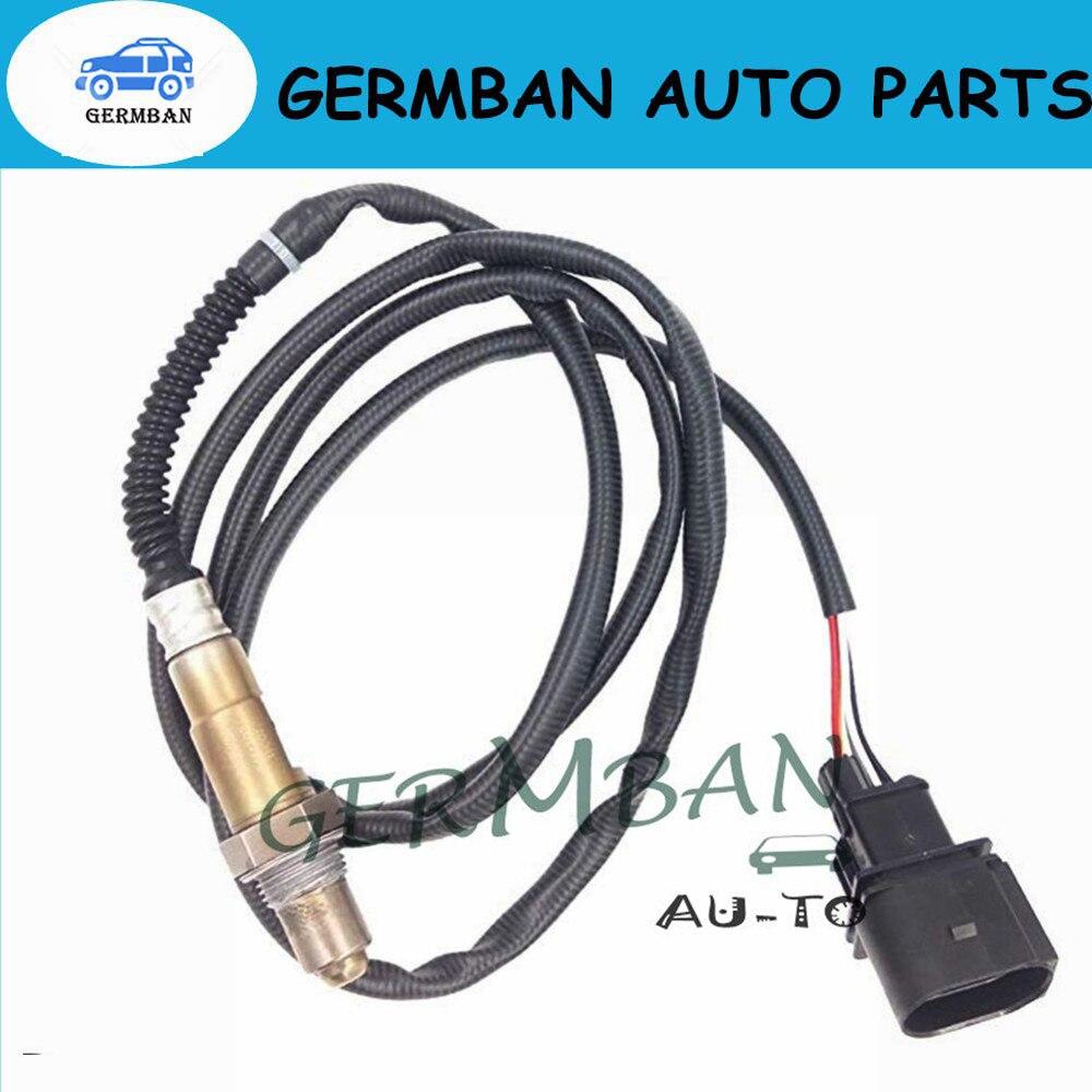 Nueva fabricación Lambda Sensor de oxígeno para Skoda 99-05 Jetta 1.8L-L4 parte No #0 258 007 351 0258007351 1K0998262D 234-5112