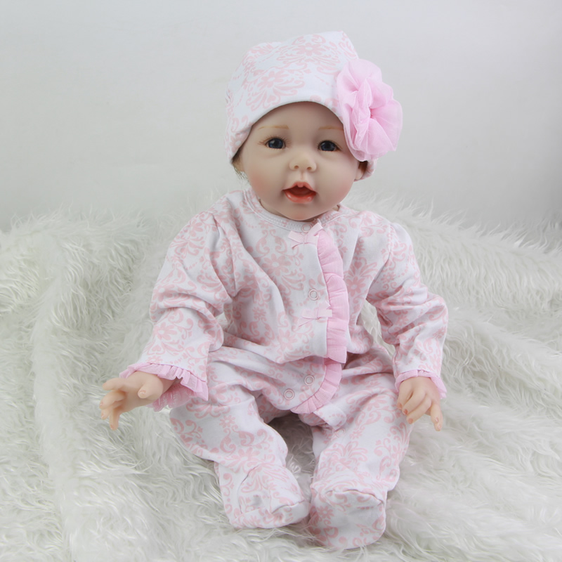 ⃝Truly Real Reborn Baby ① Girl Girl 22 Inch Princess