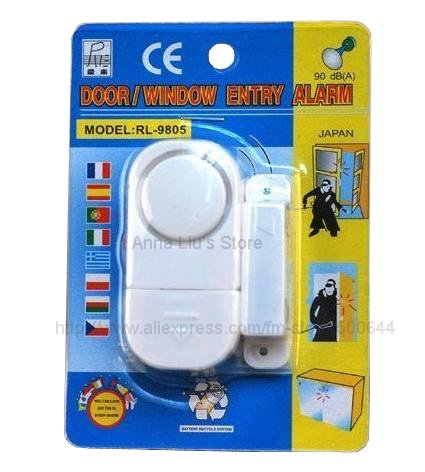 Household Doors And Windows Alarmdoors And Windows Entry Security