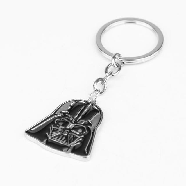 Star Wars Darth Vader – Anakin Skywalker Metal Keychain