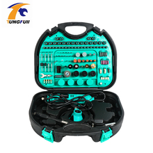 цена на 252pc Power Tools Electric Accessories For Electric Engraving Tool Mini Drill  Diy Dremel Rotary Tool Set