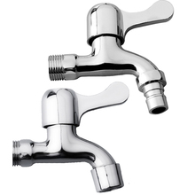 Classic Zinc Alloy Kitchen Faucet G1/2 Environmental Faucets for Washing Machine