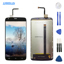 5.5inch For Homtom HT6 LCD Display+Touch Screen Digitizer Assembly original Replacement For Homtom HT 6 pro LCD +Free Tools