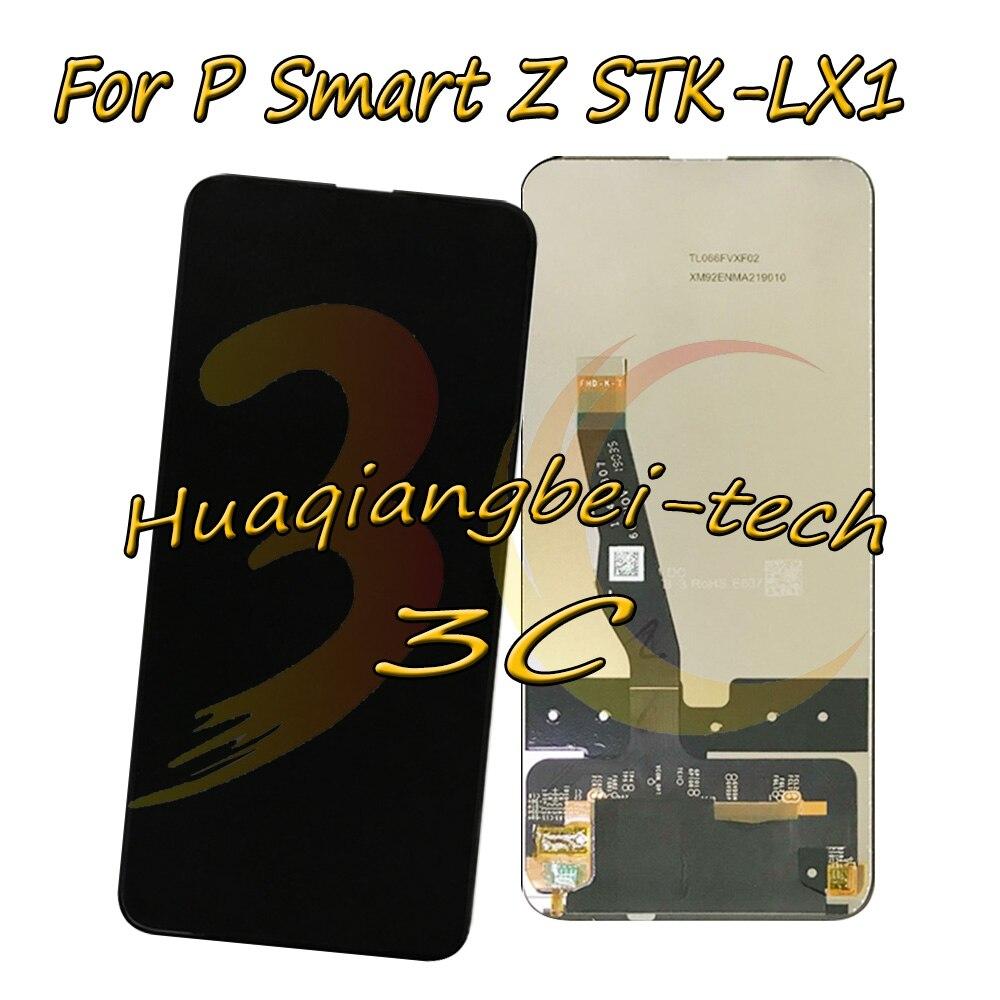6.59 ''nouveau pour Huawei P Smart Z STK-LX1/STK-L21 écran LCD complet + écran tactile numériseur assemblée 100% testé