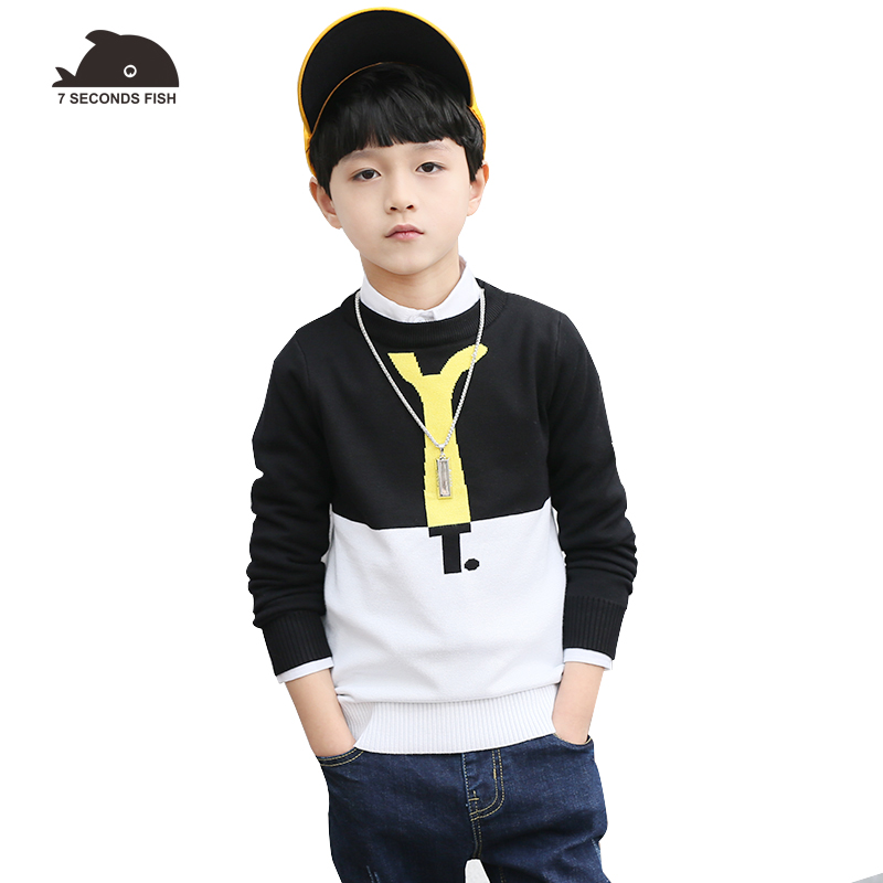 boys sweaters kids cardigan 2018 autumn baby boy winter sweaters children sweater 5 8 11 12 13 year boy clothes pullover baby sundae angel baby girl sweater kids boy turtleneck sweaters solid winter autumn pullover long sleeve baby girl sweater clothes