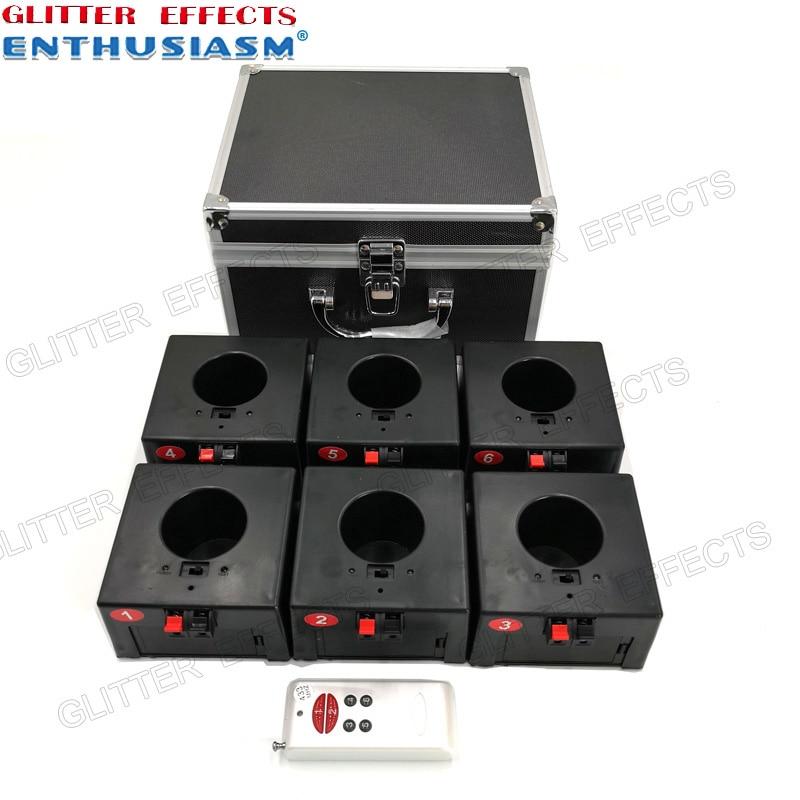 D06 шестиканальный пульт дистанционного управления indoor фонтан базы свадебная машина