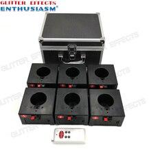 D06 6 チャンネルリモートコントロール屋内噴水ベースウェディング機