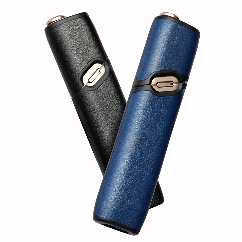 10 Colors Available Soft Pu Leather Cover For IQOS 3 0 Multi Cover Case Pouch Bag Holder Box Vape Accessories in Electronic Cigarette Accessories from Consumer Electronics