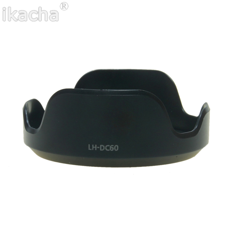 10Pcs Camera Lens Hood LH-DC60 For <font><b>Canon</b></font> <font><b>PowerShot</b></font> SX1 <font><b>IS</b></font> SX10 <font><b>IS</b></font> <font><b>SX20</b></font> <font><b>IS</b></font> SX30 <font><b>IS</b></font> SX40 HS SX50 HS SX520 HS SX530 HS High Quality image