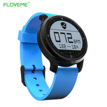 FLOVEME Smart Watch For iPhone Huawei Android IOS Bluetooth Wristband Heart Rate Pedometer Alarm Clock font