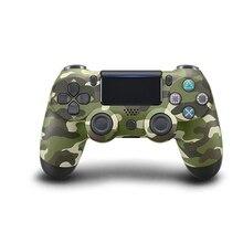 лучшая цена Wireless Bluetooth Gamepad For Pubg Mobile Controller for PS4 Controller for Sony Playstation 4 For Dualshock 4 Joystick Gamepad