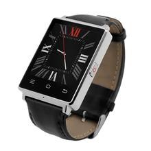 Heißer sale1.63 zoll 3g smartwatch telefon android 5.1 mtk6580 quad Core 1,3 GHz GPS WiFi Bluetooth 4,0 Pulsmesser Smart uhr