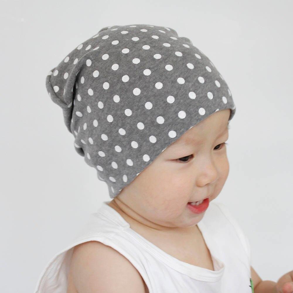 Autu Children Slouchy Beanies Cap Knit Hat for Girls Cot Knitting Hat  Trendy Boy Dot Cute Soft Warm Winter Hats 74ea5be70acd