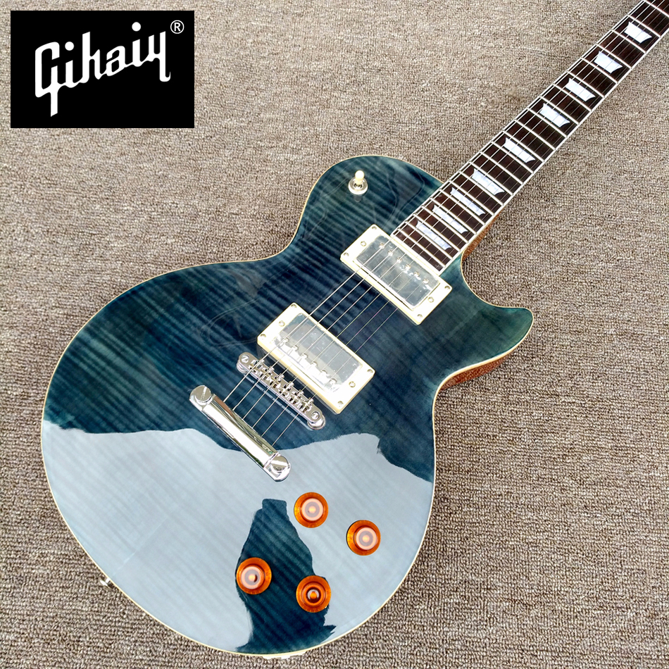 New Style High Quality LP Standard 1959 R9 Electric Guitar