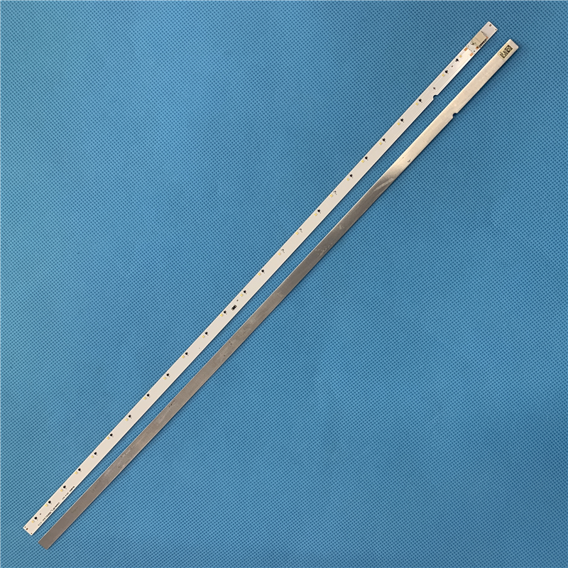 890mm LED Backlight Strip 50 Lamp For Samsung Led Backlight Strip Louvre 43 Inch L/R_160919(-0.4/-1.1) Without Steel Plate