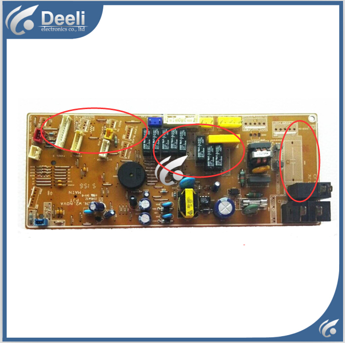 100% Neue Für Klimaanlage Computer-board Db93-02980s Db93-02980a Pc Board Um Sowohl Die QualitäT Der ZäHigkeit Als Auch Der HäRte Zu Haben